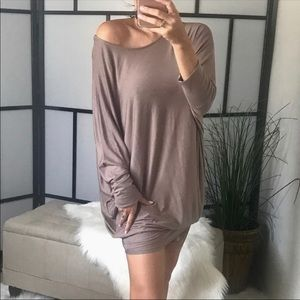 Dresses & Skirts - 🍂FALL FAVE🍂 FAITH Dolman Versatile Dress/Top